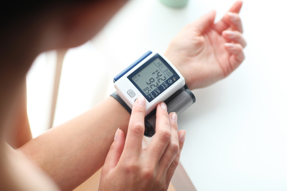 Monitoring Blood Pressure With Type 1 Diabetes